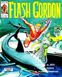 Flash Gordon : Vol. 1, Issue 3 Volume Vol. 1, Issue 3 by Raymond, Alex